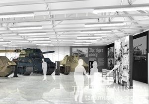 Concept design of the exhibition