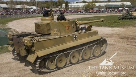 Inside the Tanks: The Tiger 1 parts 1-4 Wargaming