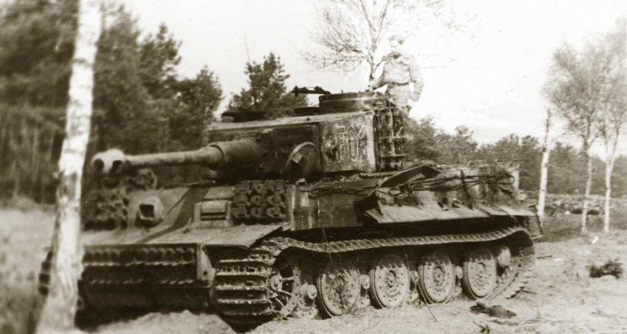 Tiger 131 Stars In Fury The Tiger Collection