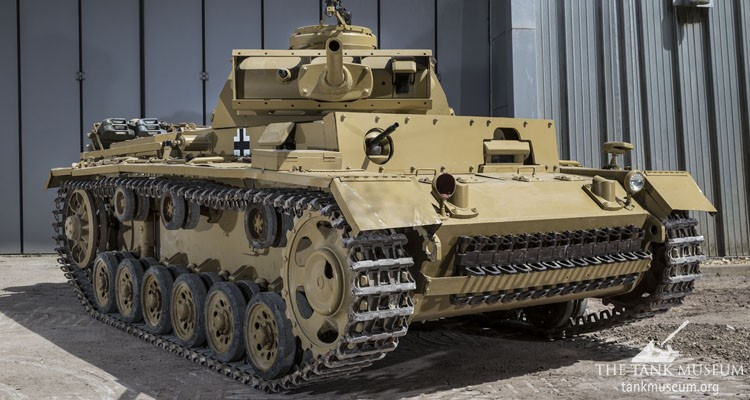 PANZER III AND THE TIGER - The Tiger Collection