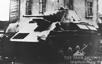 The T-70 light tank made up 1/3 of Soviet tank strength at Kursk.