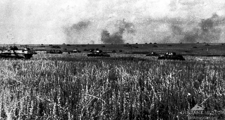 THE BATTLE OF KURSK - PART I - The Tiger Collection