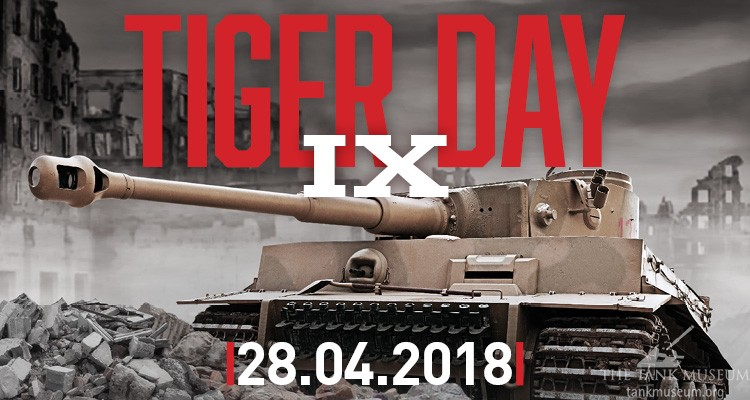 Tiger Day IX