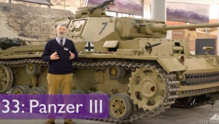 Tank Chat 33 Panzer III