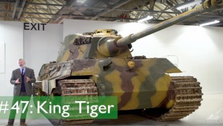 Tank Chat 47 King Tiger