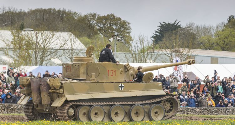 Riding in the Tiger 131
